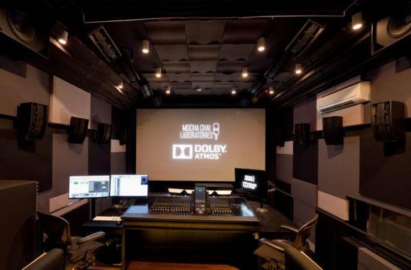 SGP: Mocha Chai Laboratories Chooses Christie Vive Audio For State-Of-The Art Dubbing Theater