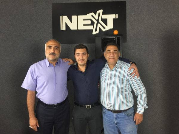 IRN: NEXT-proaudio Appoints New Distributor In Iran And Iraq