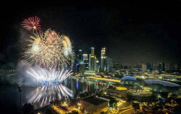 "SGP: Claypaky Mythos Heralds ""New Dawn"" In Singapore"