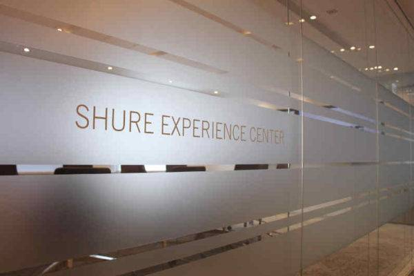 HKG: Shure Asia Expands With New State-Of-The-Art Experience Center