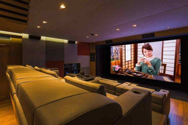 TUR: Alcons C-Series A Home Theatre Turkish Delight