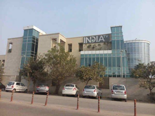 IND: India TV Installs dLive In Broadcast Centre
