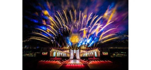 UAE: Avolites Powers Complex Visuals For Ras Al Khaimah's National Celebration Day