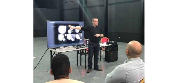 UAE: Sennheiser Teams Up With Behind The Scenes To Host Sennheiser Sound Academy - Audio For Film Workshop In Dubai