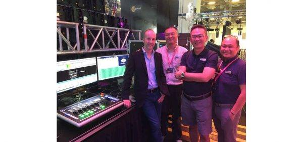 SGP: Kinesys Announces New Distributor