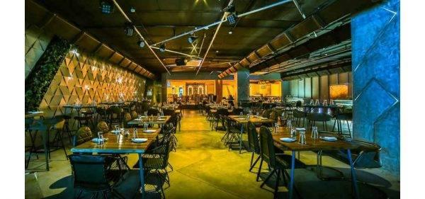 IND: Design Meets Technology At Xu Fashion Bar Kitchen