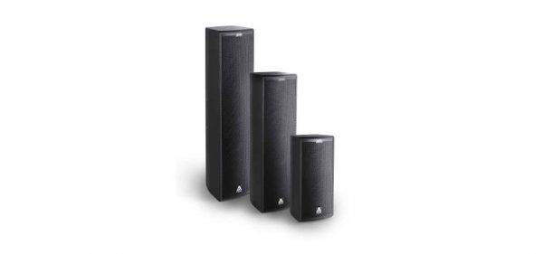 Amate Audio Launches High Performance Column Systems In New NÍTID Compact Speaker Series