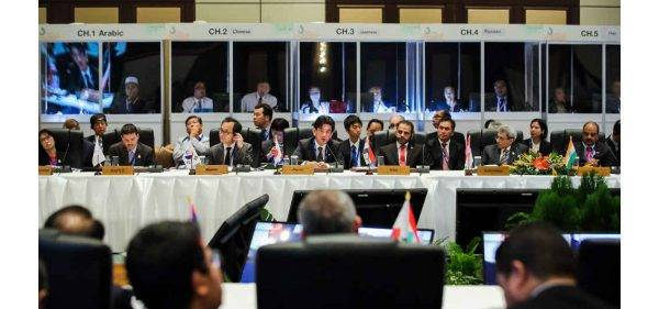 THA: Shure Conferencing Network Powers 7th Asian Ministerial Energy Roundtable