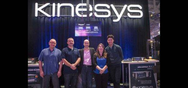 USA: Kinesys Enjoys Lively LDI