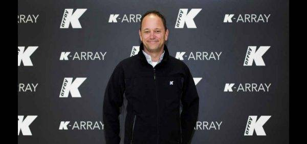 "K-Array Appoints Global Business Development Director ""Rusty"" Waite"